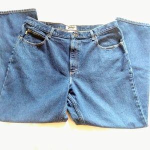 LL Bean Men's Blue Jeans Size 40 X 32